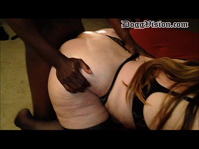 Interracial Bbw Group video: Double Date turns into Cougar Foursome