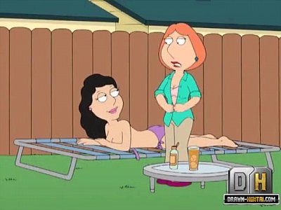 Family Griffins Cartoonsex video: family-guy-porn