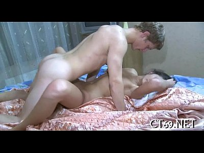 Unforgettable pussy-fucking