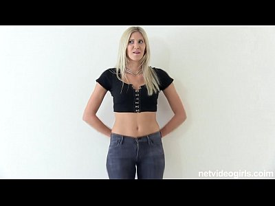 Audition Blowjob Calendar video: 15 alexis