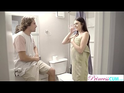 PrincessCum - Step Sister Makes Brother Cum Ins...