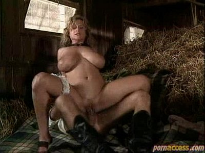 Farmyard fun porn video