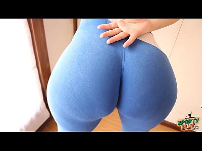 Teen Ass Booty video: Big Booty! Tiny Waist! Explosive Combination! Sporty Latina!
