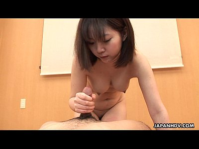 Asian Japanese Fuck video: Titty fucking the dick with her Asian mouth
