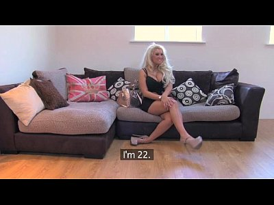 British Pov Office video: FakeAgentUK Husky voiced British beauty gets sticky reward