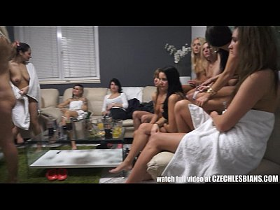 Group Toys 69 video: Massive Lesbian Orgy Comp