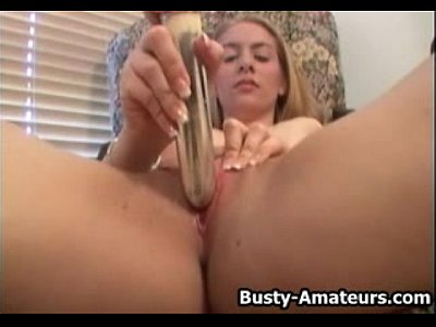 Tits Boobs Bigtits video: Busty kalis toy her pussy