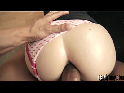 Anal Bigdick Bigass video: Candy May - Fucking and Anal POV