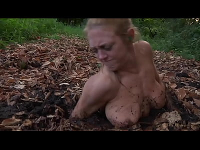 Bdsm,Big Tits,Bondage,Boobs,Busty,Domination,Extreme,Military,Mud