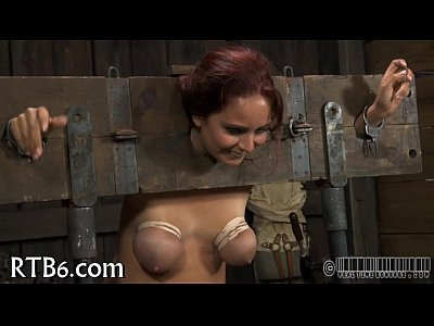Bdsm Sex Fetish video: Serf gets ardous caning