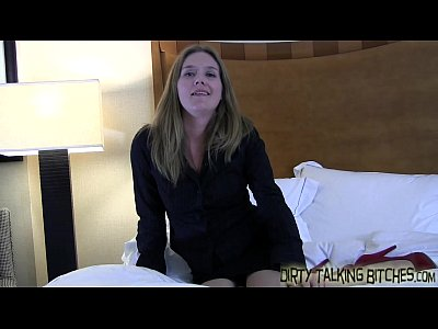 Bdsm Femdom Domination video: Take out your cock and jerk it to my big tits