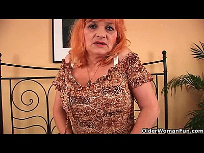 Bustymature Bustymilf Gilf video: Granny with big tits sucks cock and gets fucked hard
