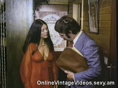 Vintage Patricia video: Patricia Rhomberg Vintage Threesome