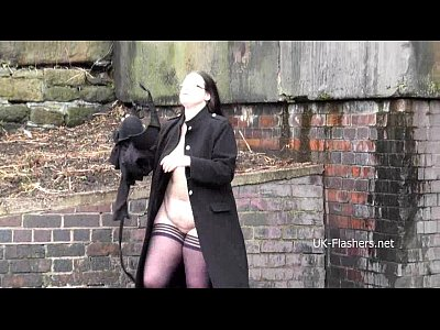 Bbw Emmas Exhibitionist video: BBW amateur Emmas public masterbation and outdoor flashing of fat gal in homemad
