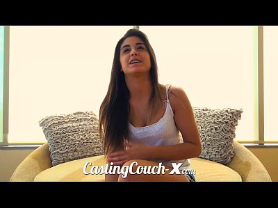 Blowjob Fucking Hardcore video: CastingCouch-X Florida beach chick wants cash for sex