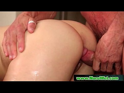 Nuru Massage and Hardcore Fucking 24