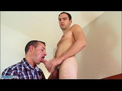 Hey! Don't suck my huge cock! I'm a straight guy !