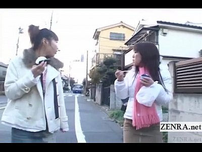 Bizarre Crossdresser Crossdressing video: Subtitled crazy public Japanese crossdressing femdom
