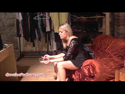 Czech Teen Girl video: CASTING with fresh 18yo blondie