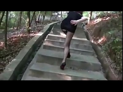 Chinese Wife in Public2, Free Mature HD Porn 8b: