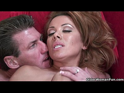 Bustymilf Cougar Cumonface video: Busty soccer milf Sienna West takes a pounding