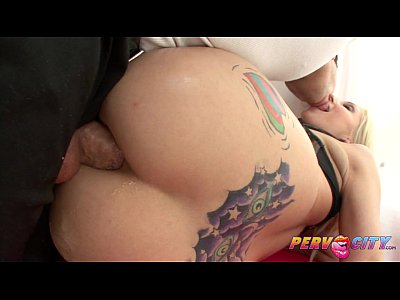 Bigdick Bigtits Blonde video: PervCity Filthy Nympho Christie Stevens Gets Fucked In The Ass