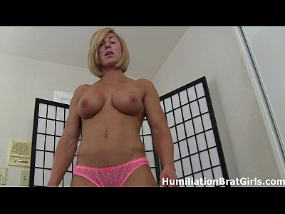 Femdom Goddess Rapture video: Goddess Rapture wants to bust YOUR balls