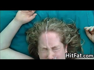 Fat Wife Gives A Blowjob Point Of VIew