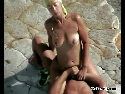 Cumshots Amateur video: theSandfly Sexiest Public Shore Scenes!