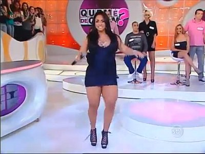 Big Ass ANDRESSA SOARES - VAI