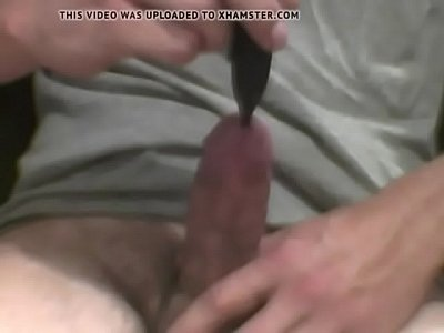 Vibrating sound in my cock