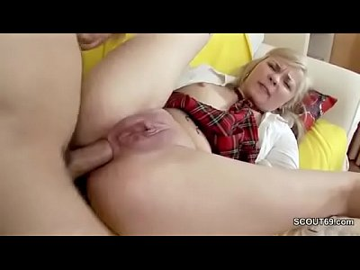 Daddy Caught Step Daughter Masturbate after school and Fuck