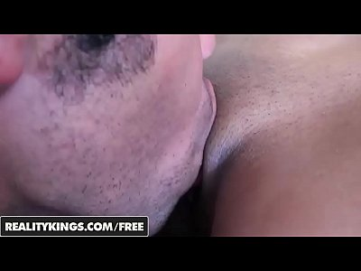Black GF (Mya Lushes) makes a homade sextape - Reality Kings
