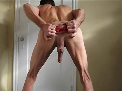 Fist Fuck and Extreme Ass Play and Shaved Cock Masturbation