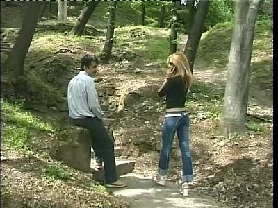 Amateur Italian Pornstar video: Nice Bitch in the Park