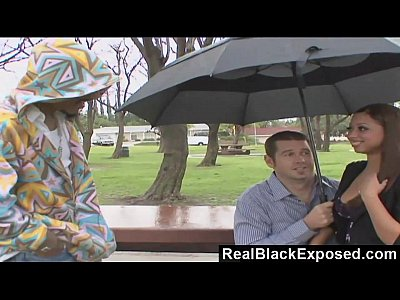 Black Blowjob Doggystyle video: RealBlackExposed - Black Babe Swallows a Long Rod