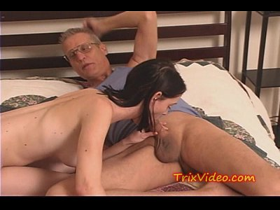 Babe TEEN meets her STEP-DADDY
