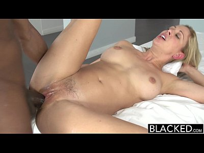Massage Blonde Blowjob video: BLACKED Hot Southern Blonde Cherie Deville Takes Big Black Cock