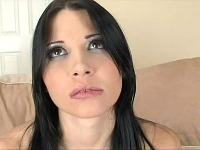 Brunette Cumshot Facial video: The Art of Ass To Mouth - Rebecca Linares