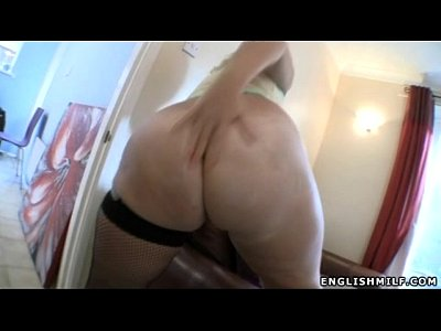 big ass milf creams up huge butt