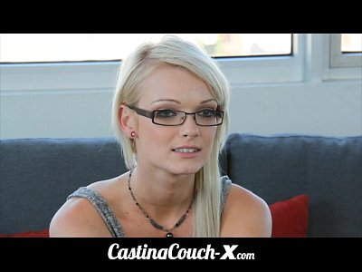 19yo Porn Trys video: CastingCouch-X 19yo teen from Oregon trys porn