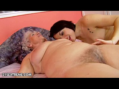 Brunette Fisting Granny video: Ageless Love