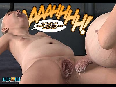 Bbw Teen video: 3D Comic: Habitat 5. Episode 13