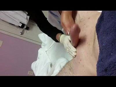 Cuming during waxing ski - view my account for more private clips