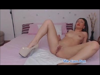 Masturbates Orgasm Squirt video: Cumshow webcam masturbation