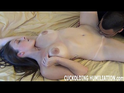 Bdsm Cheating Cuckold video: Sorry honey, you just can't satisfy my desires