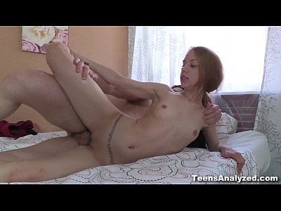 Blowjob Cunnilingus Doggystyle video: Teens Analyzed - A smooth first anal