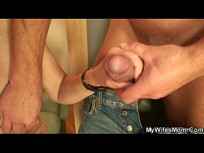 Girlfriendsmom Girlfriendsmother Momandboyfriend video: My girlfriends mom is horny old bitch!