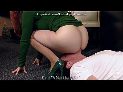 Femdom Office Ass video: Ultimate FACE SITTING Femdom by Lady Fyre