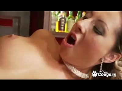 Anal fucked outside and facialized